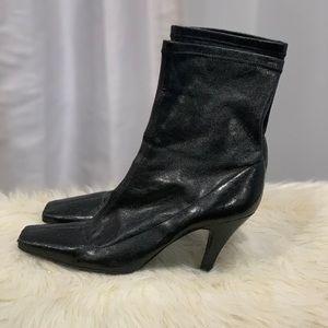 BCBGirls black boots size 11B